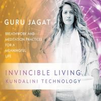 Invincible Living [4CDs] Guru Jagat