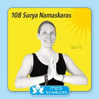 108 Surya Namaskaras [mp3 Download] Gauri D.