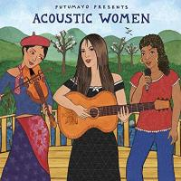 Acoustic Women [CD] Putumayo Presents