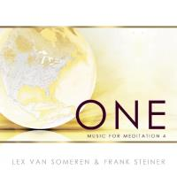 ONE - Music for Meditation Vol. 2 [CD] Someren, Lex van & Steiner, Frank