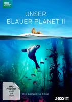 Unser blauer Planet Vol. 2 [3DVDs] BBC Earth