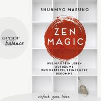 Zen Magic [3CDs] Masuno, Shunmyo
