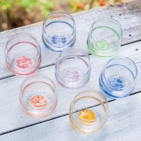 Chakra Drinking Glasses 7 pcs. Mythos