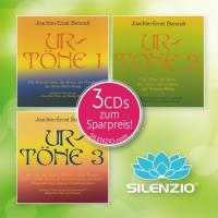 Urtöne Collection [3CDs-Set] Berent, Joachim-Ernst