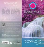 DownloadCard BeautyMusic inkl. 1 MP3 Download Code