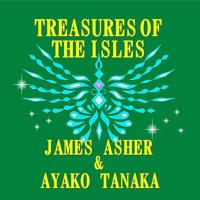 Treasures of the Isles [CD] Asher, James & Tanaka, Ayako