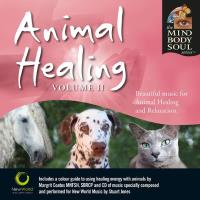 Animal Healing Vol. 2 [CD] Mind Body Soul Series - Stuart Jones