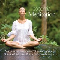 Essential Meditation [CD] Kelly, Patrick