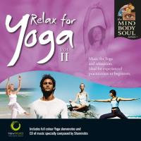 Relax for Yoga Vol. 2 [CD] Mind Body Soul Series - Shamindra