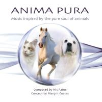 Anima Pura [CD] Raine, Nic & Coates Margrit