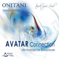 Avatar Connection - Die kosmische Blaupause [CD] Onitani