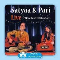 LIVE - New Year Celebrations [mp3 Download] Satyaa & Pari