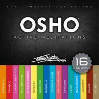 Osho Active Meditations [16CD-Set] The Complete Collection